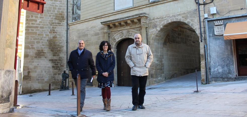 La ampliación del museo del Torreón y la reforma del mercado, objetivos de Haro para el año 2018