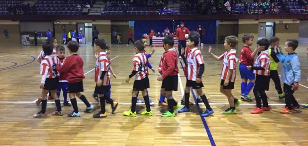 Arranca el torneo de fútbol base de Autol