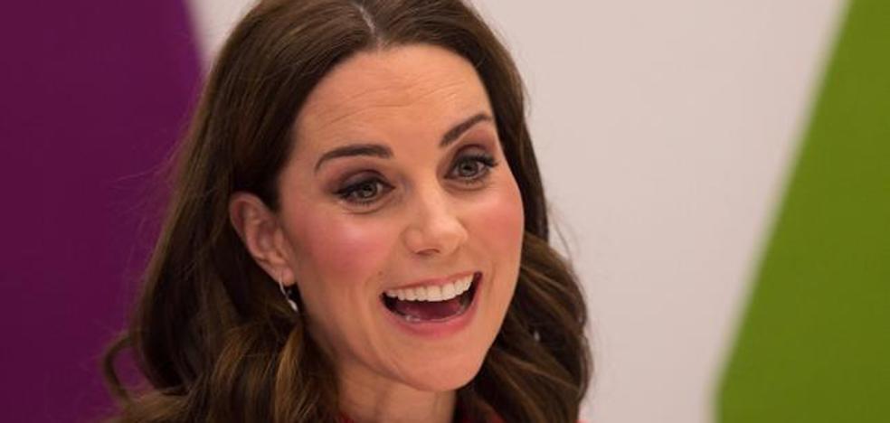 Kate Middleton y el vestido premamá perfecto
