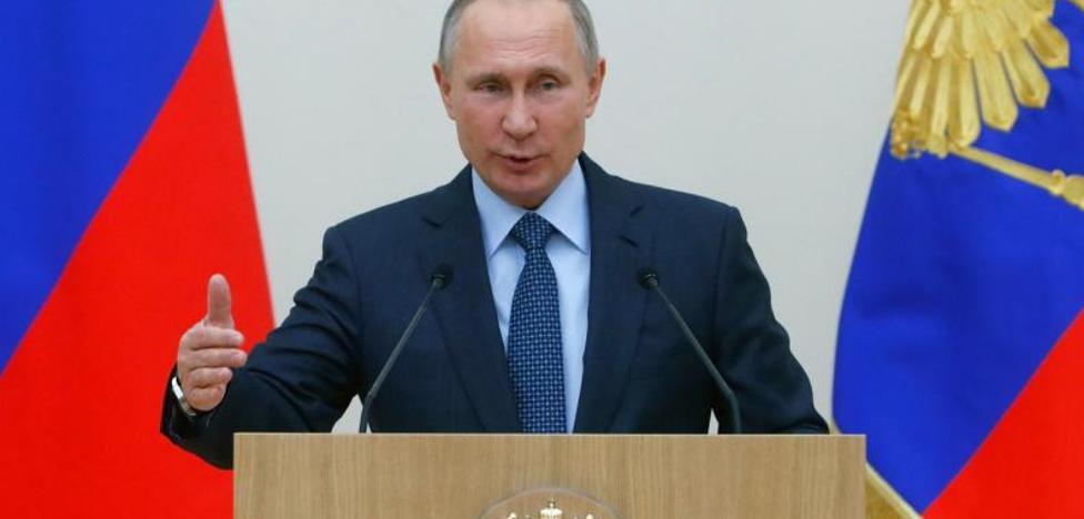 ¿Por qué no es Rusia una democracia?