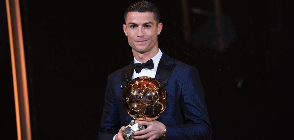 Cristiano Ronaldo consuma su repóker dorado