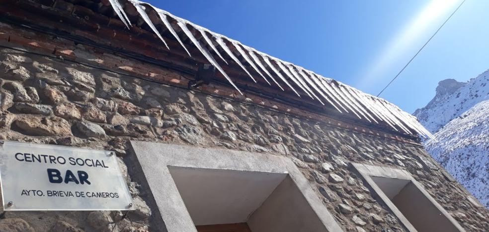 El frío y el hielo dejan paso desde hoy en La Rioja a las precipitaciones