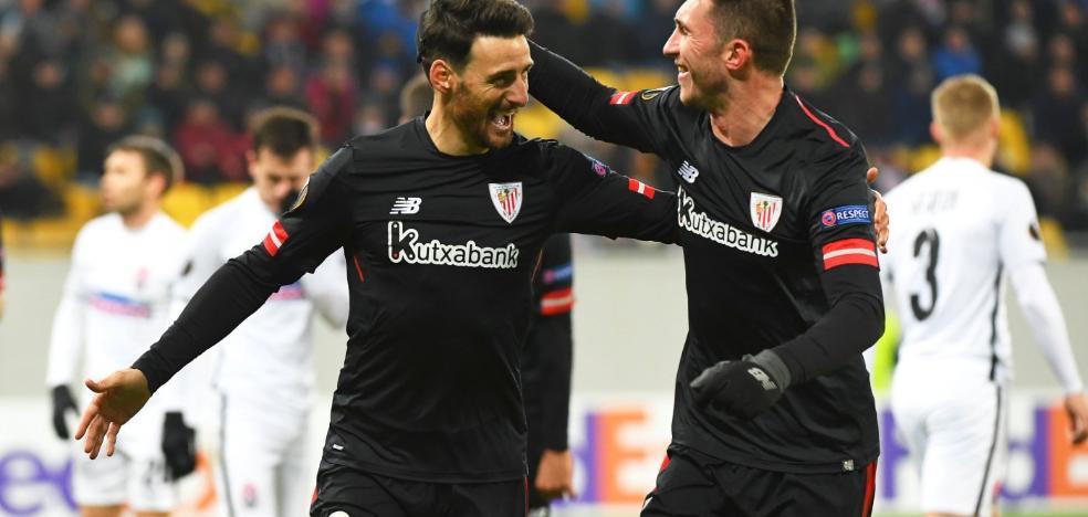 El Athletic acaba líder la primera fase