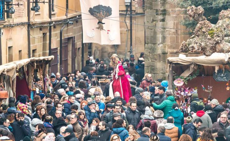 Viernes en las Ferias de la Concepción de Santo Domingo
