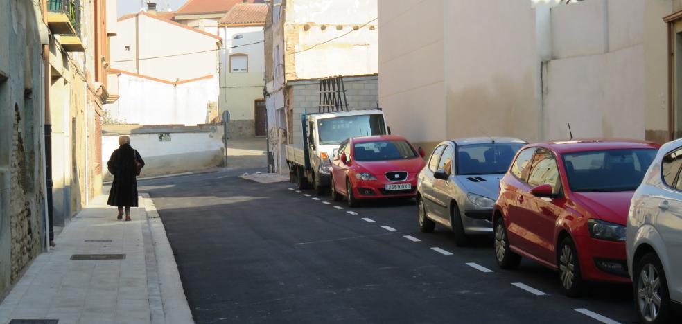 Finaliza la obra de mejora integral en el pavimento y redes de las calles Ribote y Bretón