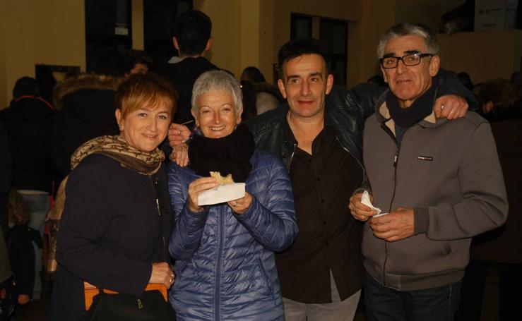 Concurso de pinchos de la Asociación Linares de Cornago