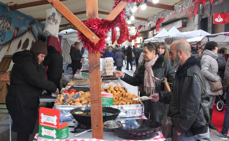 Mercado Navideño de Santa Lucía de Arnedo