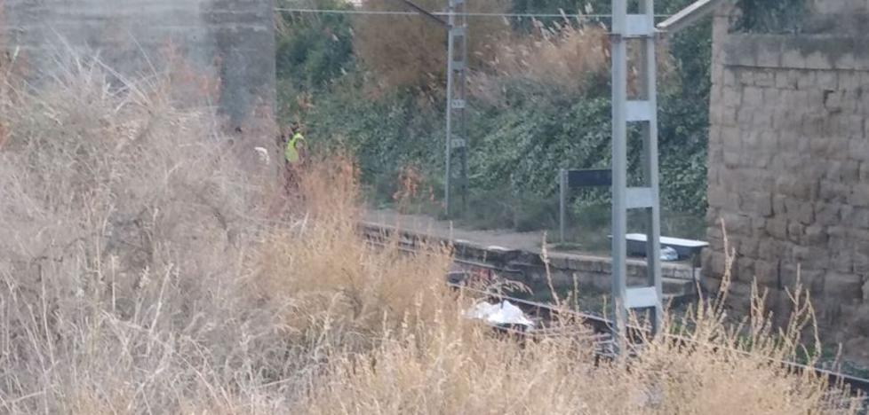 Fallece una persona tras caer a las vías del tren en Alfaro