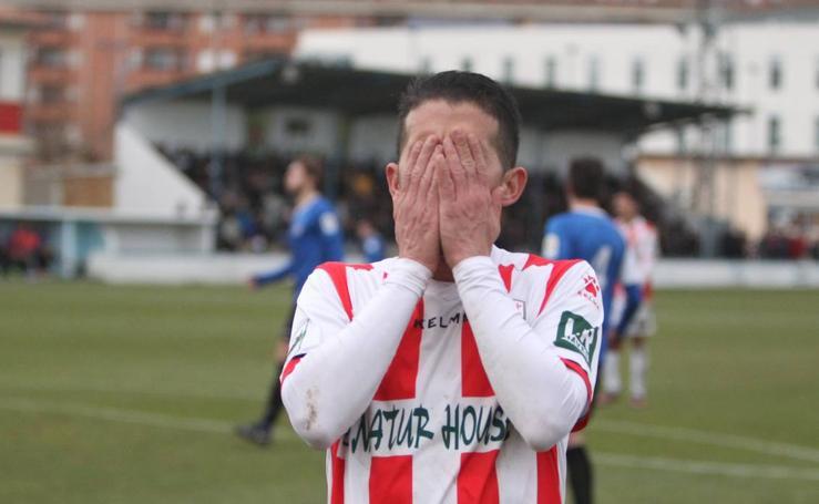 La UDL empata contra el colista Peña Sport (1-1)