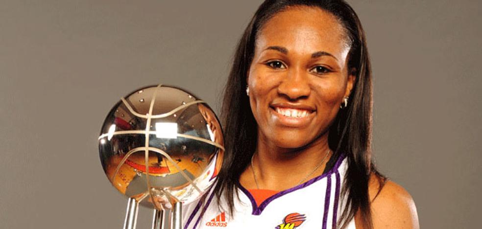 Temeka Johnson, una campeona de la WNBA para el Promete