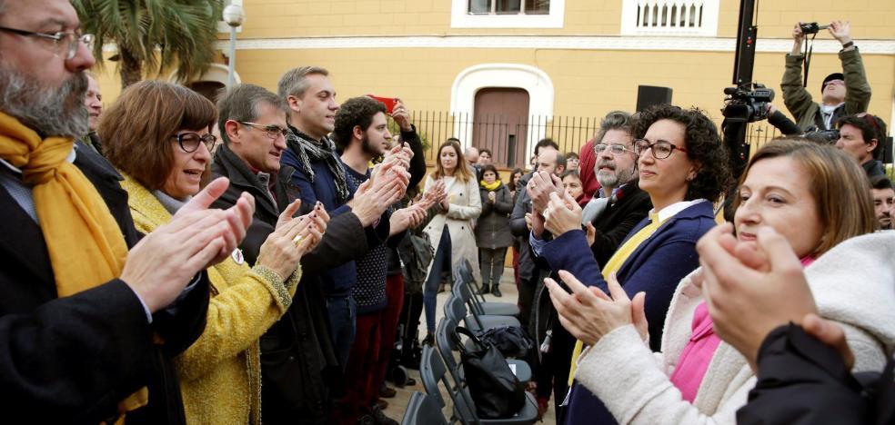 Esquerra agita el miedo a una victoria de Ciudadanos para agrupar el voto soberanista