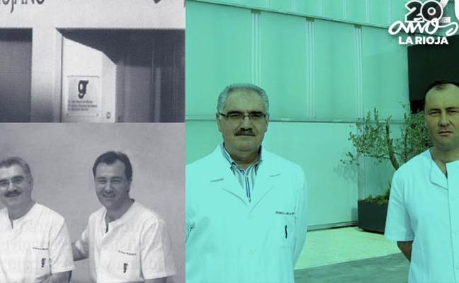 20 años de salud en La Rioja