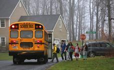 La gratuitad del transporte escolar supondrá un ahorro de casi 700 euros por alumno