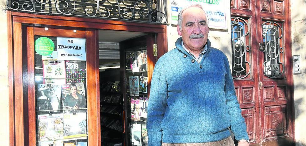 Goteo de cierres de negocios tradicionales en Logroño
