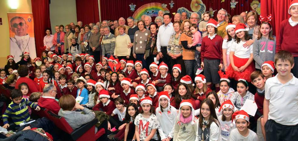 El certamen de jotas villancicos reunirá a 80 joteros de La Rioja y Navarra