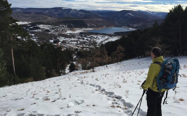 La nieve y 'Ana' provocan un leve repunte de los embalses tras meses de sequía