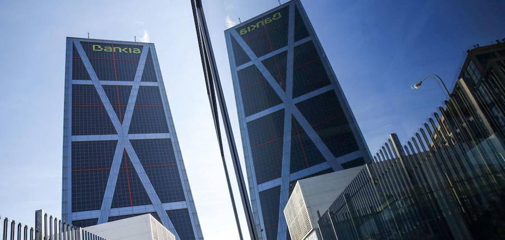 El Estado privatiza otro 7% de Bankia por 818 millones