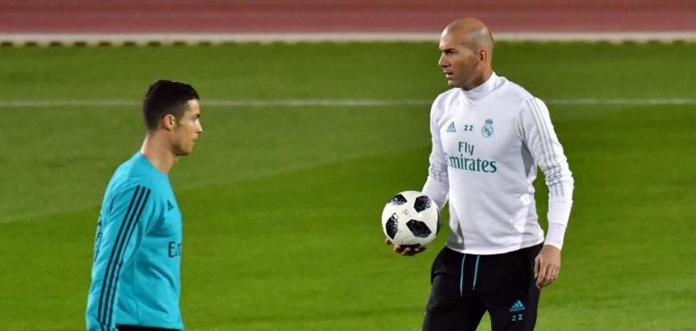 'Los cuatro fantásticos' de Zidane para el Mundialito