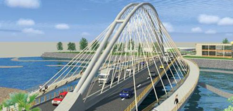 La copia boliviana del puente Sagasta