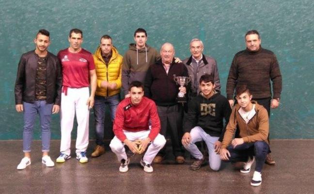 San Cosme gana el Territorial de clubes