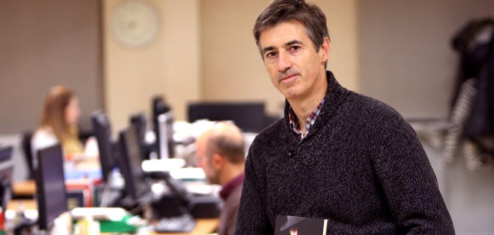 Carlos Villar: «No ser un superventas te da libertad y te permite escribir para divertirte»
