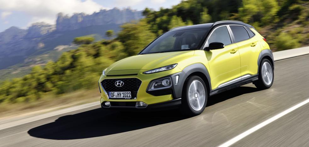 Hyundai Kona, cinco estrellas Euro NCAP