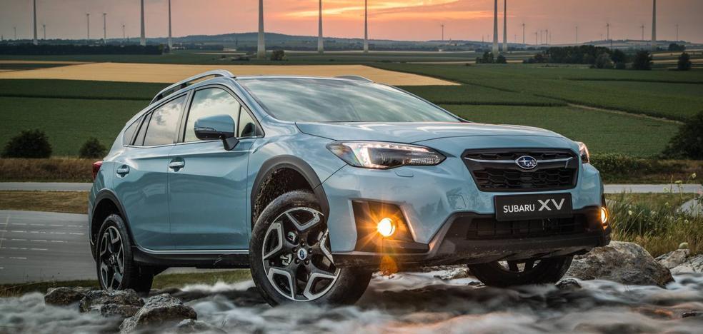 Subaru XV, seguro y divertido