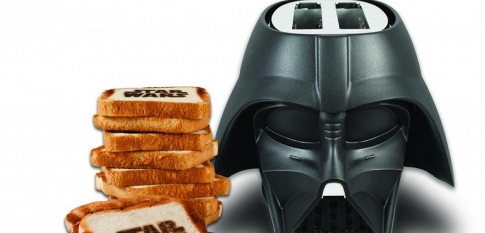 Desayuna en el lado oscuro