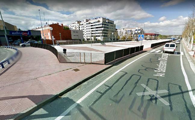 Un joven de 15 años, otra joven de 21 y una mujer de 52, atropellados en Logroño