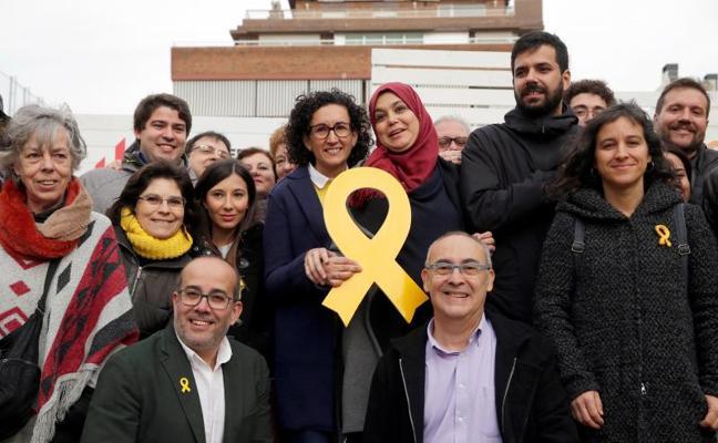 ERC cerrará su campaña electoral con un acto ante la prisión de Estremera
