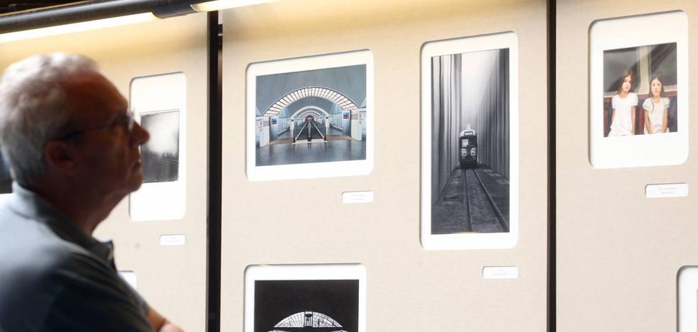 'Caminos de hierro' en 179 fotografías