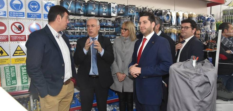 La empresa familiar riojana Grupo Sagar abre su séptimo centro en Arnedo