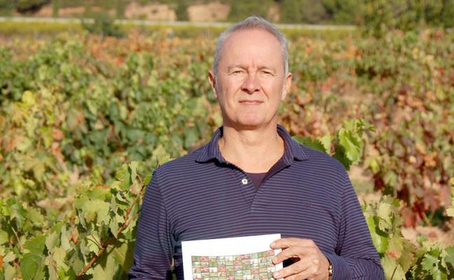 Martínez Vidaurre se doctora con una tesis sobre el tipo de suelo y su influencia en la uva