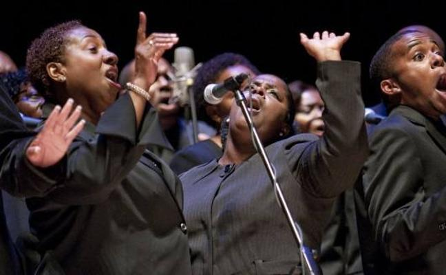 South Carolina Gospel Chorale