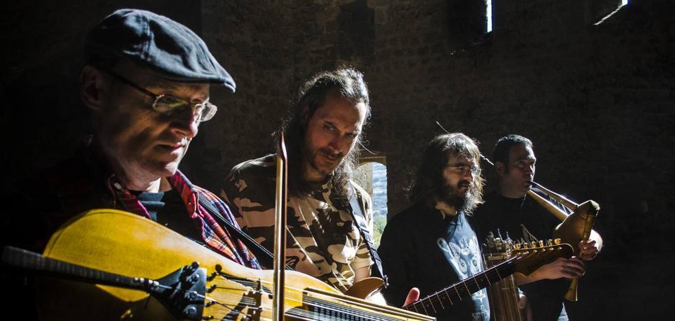 El folk de Tündra, en el Biribay