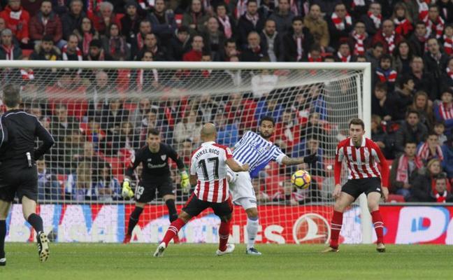 Athletic-Real Sociedad, en directo
