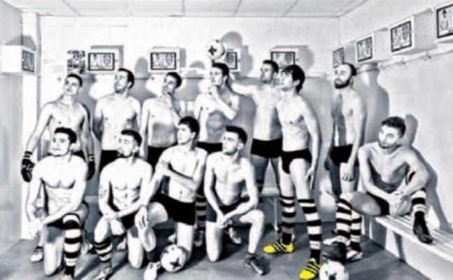 Desnudos por una buena causa