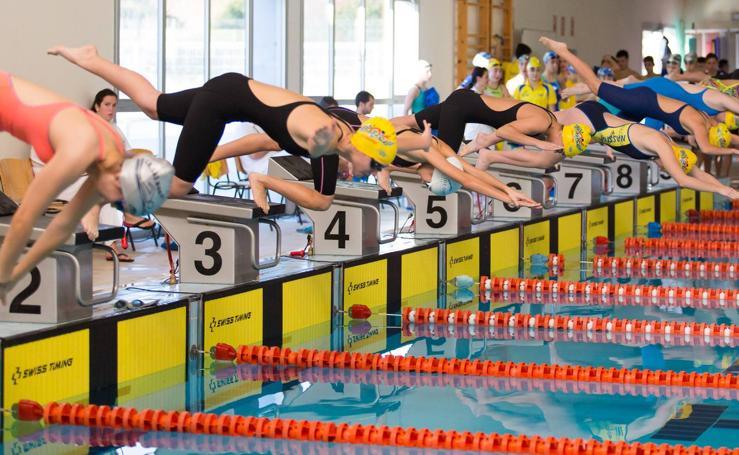 Campeonatos de natación de La Rioja