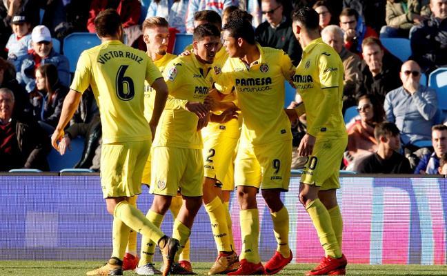 Triunfo del Villarreal con un gol de Fornals