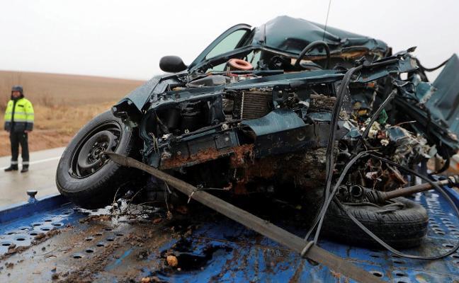 Los muertos en accidente de tráfico crecen por segundo año consecutivo