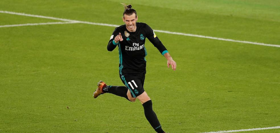 Bale, el bendito problema de Zidane para el clásico