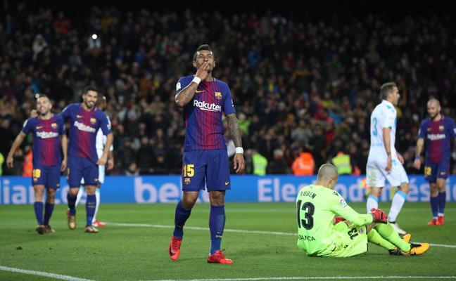 El Barça, con chispa y las ideas claras para el Bernabéu