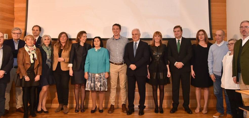 Luis Javier Ruiz, premio 'José Lumbreras' por su cobertura del juicio de Lérida