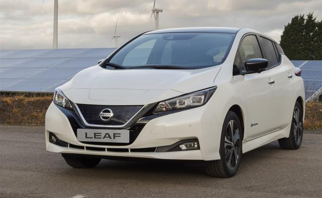 Nissan LEAF, desde 300 euros al mes