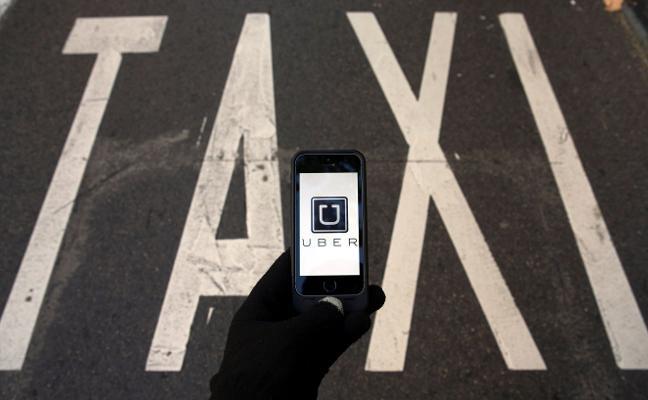 La UE saca a Uber de la economía digital para ser un operador más