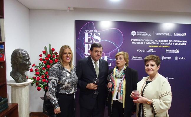Encuentro entre UNIR Colombia y Gobierno de La Rioja