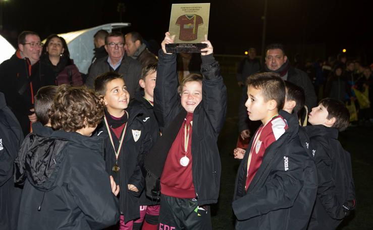 Trofeo Gesitma de fútbol