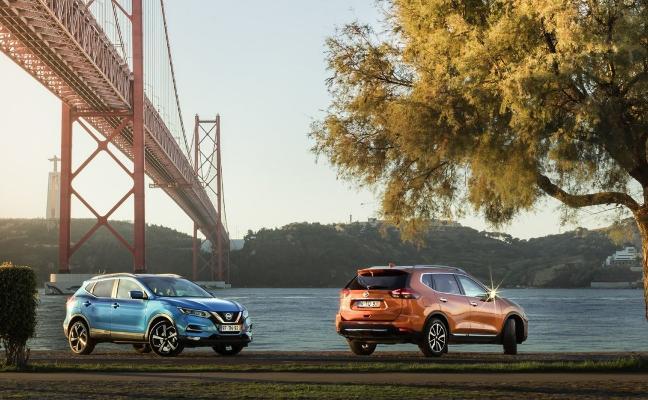 Nissan manda entre los crossover