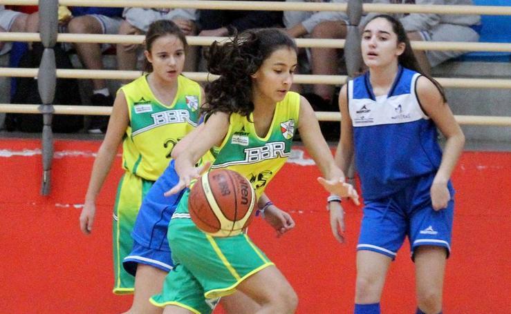 Primera Jornada del Torneo Canteras de Logroño Solidario 2017