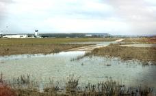 Más de dos millones para proteger el aeropuerto de posibles inundaciones